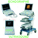 Color black and white Ultrasound Gynecolgy, Radiology,Cardiology ...