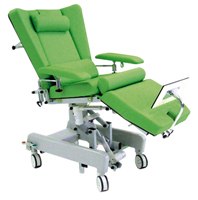 Multifunctional Medical chair - Care - Dialysis- Oncology - Blood drawing...