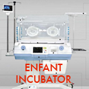 ENFANT INCUBATOR with Camera, SPO2,O2,TEMP, weighing SCALE